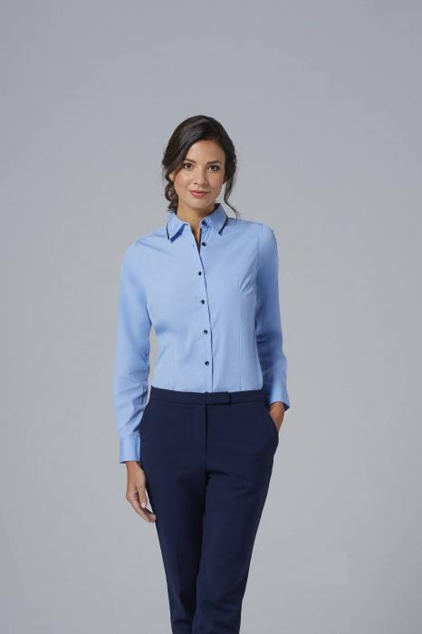 Pextex.cz - Dámská košile s dlouhým rukávem Sols Baxter Women d8e6ee9588