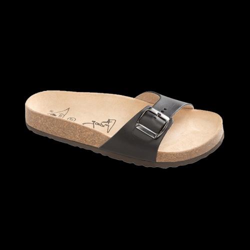 Pextex.cz - Dámské jednopáskové zdravotní pantofle JASNÝ evolution. pohodlné  jednopáskové pantofle vyrobené z hovězí kůže nejvyšší ... aba080a928