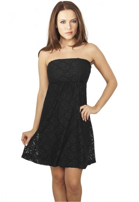 b9fe40499103 Pextex.cz - Dámské krajkové šaty URBAN CLASSICS TB922