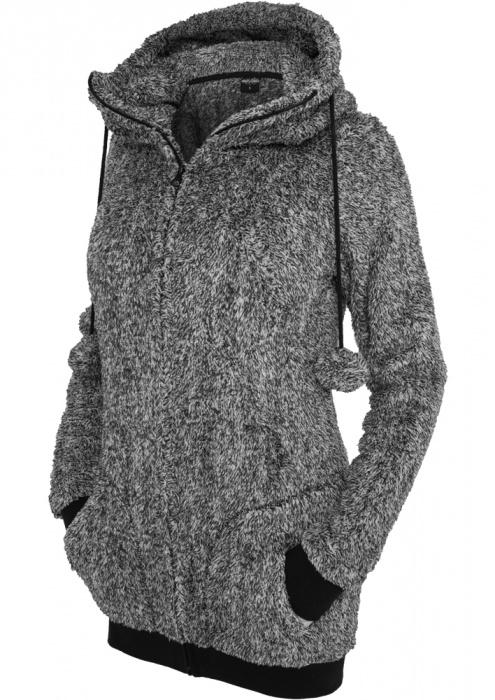 ... Dámská melírovaná mikina s kapucí Teddy URBAN CLASSICS TB616 ... 54980cc5e9
