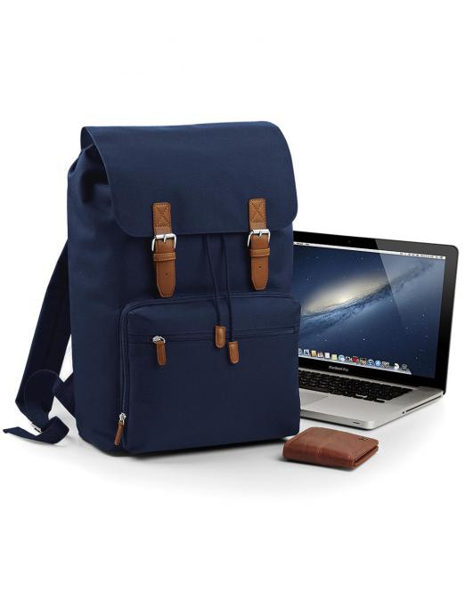 a76be757ab0 Batoh na laptop Vintage 673.29 BAG BASE