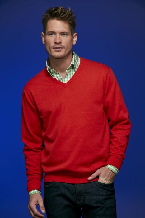 bf674b1bc1e Pánský svetr s dlouhým rukávem James   Nicholson JN659