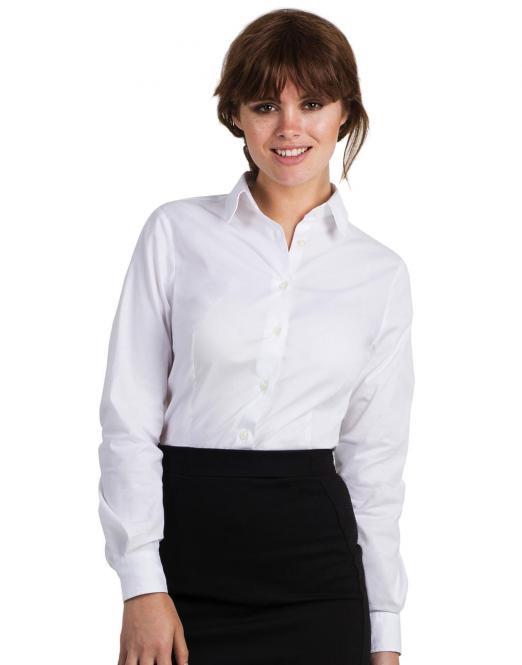 99d3d7b4ac9 Pextex.cz - Dámská Elastan LS popelínová košile s dlouhým rukávem B C