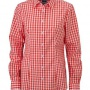 Ladies Checked Shirt